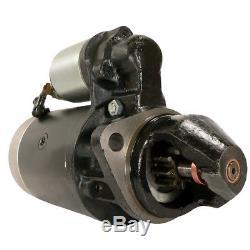 0001362046 Starter 12V for New Holland Deutz Skid Steer Loader Diesel Model L451