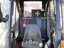 1/2 Extreme Duty Case 410 -450 Door + cab enclosure. Skid steer loader