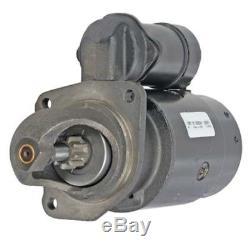 10455340 Starter Motor Bobcat Skid Steer Loader 642B 742 742B 10455355 6148