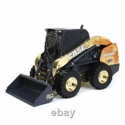116 Case SV340 Skid Steer Loader GOLD CHASE by ERTL, 50 Years Case Skid Steer