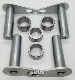 1429091 6K4148 Lower Bucket Pin Bushing Kit for CAT 252B2 236B3 Tilt Cyl