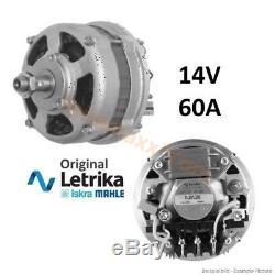 14V 60A Generator ISKRA Deutz Ahlmann Gehl. 11.201.292 IA0292 AAK2301 0118060kz