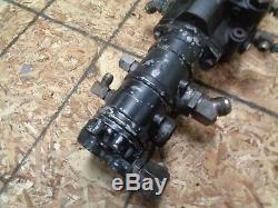 1998 Gehl 4625 DX Skid Steer Loader Body Motor Hydraulic Pack Power Pump Block
