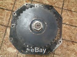 1998 Gehl 4625 DX Skid Steer Loader Body Right Back Wheel Axle Hub Sprocket
