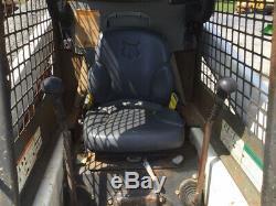 2001 Bobcat 763G Skid Steer Loader Only 2400Hrs One Owner