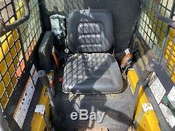 2005 Bobcat 553 Skid Steer Loader 1400 Hrs Digger Excavator