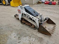 2005 Bobcat MT55 Track Skid Steer Loader Kubota Diesel