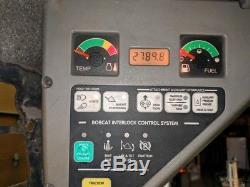 2005 Bobcat T250 Track Skid Steer Loader 2790 hours