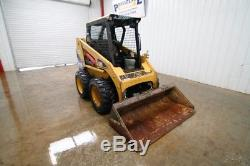 2005 Cat 226b3 Skid Steer Wheeled Loader, 61hp, Manual Quick Connect