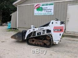 2007 Bobcat MT55 Skid Steer Loader
