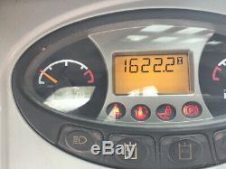 2010 Bobcat S300 Skid Steer Loader with Cab Only 1600 Hours