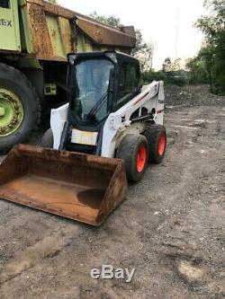 2011 Bobcat S630 Skid Steer Loader with Cab 2 Speed Only 2100Hrs Coming Soon