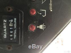 2011 Bobcat S70 Skid Steer Loader with Cab NO DOOR