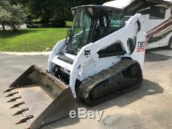 2011 Bobcat T190 Compact Track Skid Steer Loader with Cab Only 2400Hrs Coming Soon