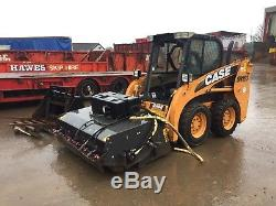 2011 Case Sr150 Skid Steer Loader