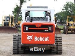 2012 Bobcat T650 Skid Steer- Track Skid Steer- Loader- Bobcat- Cat- 25 Pics
