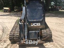2013 JCB 300T Compact Track Skid Steer Loader with Cab High Flow Winch Coming Soon