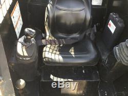 2013 Terex PT30 Compact Track Skid Steer Loader Only 900Hrs