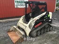 2013 Terex PT30 Compact Track Skid Steer Loader with Only 1000Hrs