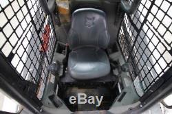 2014 Bobcat T590 Skid Steer Track Loader, Open Rops, 6000 Lbs Tipping Load