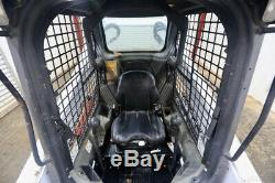 2014 Bobcat T750 Skid Steer Track Loader, Orop, 81hp, And Hand And Foot Controls