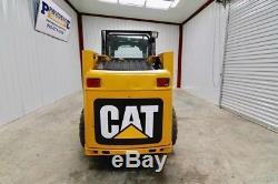 2014 Cat 226b3 Skid Steer Wheel Loader, Open Rops, 56 Hp, 3000 Lb Tipping Load