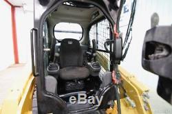 2014 Caterpillar 259d Cab Track Skid Steer Loader, 73 Hp, Warranty, 752 Hrs