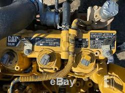 2014 Caterpillar C3.3B Diesel Engine 308E Kubota V3007