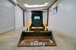2014 Gehl Rt210 Turbo Cab Skid Steer Track Loader, Two Speed, 71 Hp, 441 Hrs
