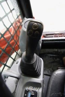 2014 Kubota Svl 75-2, 2-speed Cab Skid Steer Track Loader, Ac/heat
