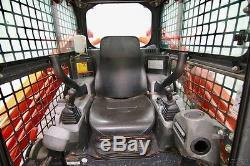 2014 Kubota Svl90-2 Cab Skid Steer Track Loader, Ac/heat, High Flow, 1100 Hrs