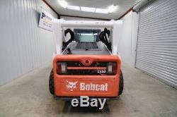2015 Bobcat S850 Skid Steer Wheel Loader, Ac/heat/radio, 100 Hp, High Flow Hyd