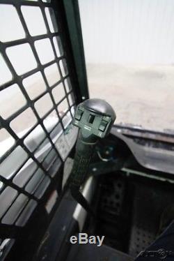 2015 Bobcat T450 Track Skid Steer Loader, 61hp, Tipping Load 4,000lbs