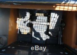 2015 Case SR160 Skid Steer Loader Wheel Bucket Loader Diesel 690 HOURS