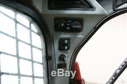 2015 Cat 289d Cab Track Loader Skid Steer
