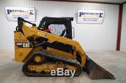 2015 Caterpillar 259d Track Skid Steer Loader, Orops, 73 Hp, 5800 Lb Tip. Load