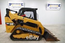 2015 Caterpillar 259d Track Skid Steer Loader, Orops, 73 Hp, Warranty