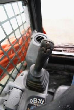 2015 Kubota Svl 75-2, 2-speed Cab Skid Steer Track Loader, Ac/heat