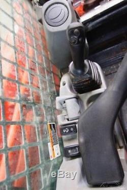 2015 Kubota Svl 90-2 Cab Skid Steer Track Loader, 2 Speed, Ac/heat, Std Flow