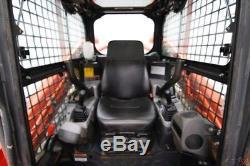 2015 Kubota Svl90-2fc Skid Steer Track Loader, Cab, Ac/heat, High Flow
