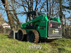 2016 Bobcat S630 Diesel Skid Steer Wheel Loader withAux Hyd, only 527hrs