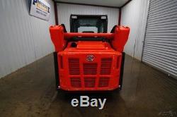 2016 Kubota Svl 75-2, 2-speed Cab Skid Steer Track Loader, Ac/heat