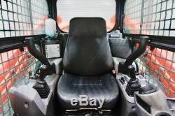 2016 Kubota Svl 95-2 Cab Skid Steer Track Loader, Ac/heat