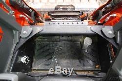 2016 Kubota Svl 95-2h Skid Steer Track Loader, 2-speed, Standard Flow Hyd