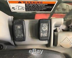 2016 Kubota Svl 95-2s Cab Skid Steer Track Loader, Ac/heat/radio