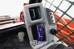 2016 Kubota Svl 95-2s Chf Cab Skid Steer Track Loader, Ac/heat, 2-speed