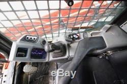 2016 Kubota Svl 95-2s Hfc Cab Skid Steer Track Loader, Ac/heat/radio, High Flow
