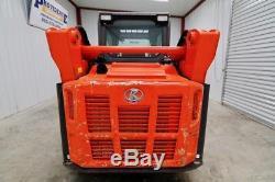2016 Kubota Svl75hwc Cab Skid Steer Track Loader, Warranty, Only 475 Hrs