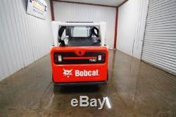 2017 Bobcat T590 Cab Skid Steer Loader, 61hp, Max Tipping Load 5,571 Lbs