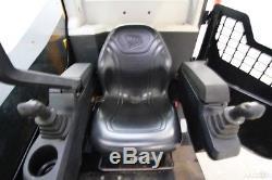 2017 Jcb Skid Steer Wheel Loader, Side Boom, Side Entry, 74 Hp, 2-speed, 198 Hrs